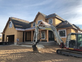 My clients' new build by Birch Creek Homes